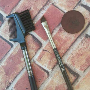 Yikes! I missed yesterday's post. Day 11: Brow essentials. Man,…