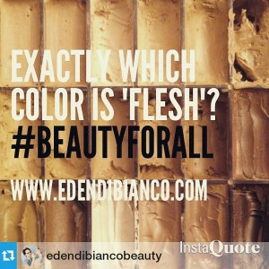 #Repost @edendibiancobeauty ・・・ Exactly which color is