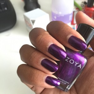 Oh zoyanailpolish Giada is just too fine A jewel tonedhellip