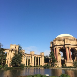Just visited the Palace of Fine Arts Beauuuuutiful! FordTrends SanFranciscohellip