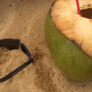 Little bit of beach Little bit of coconut Good dayhellip