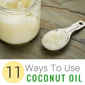 Do you like coconut oil? Name 1 way that you…