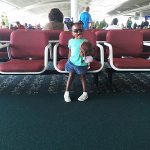 Flying solo with a toddler Gracias a Dios por iPadshellip