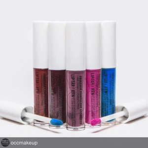 iRepost occmakeup Introducing our first look at LipTarRTW launching onhellip