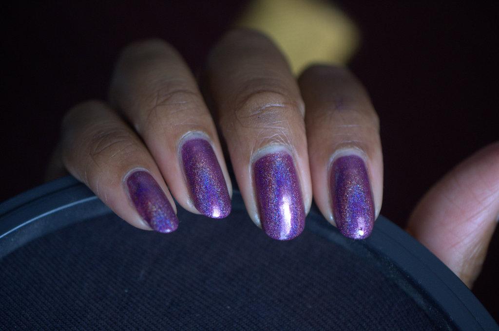 Cirque Boudoir nail polish