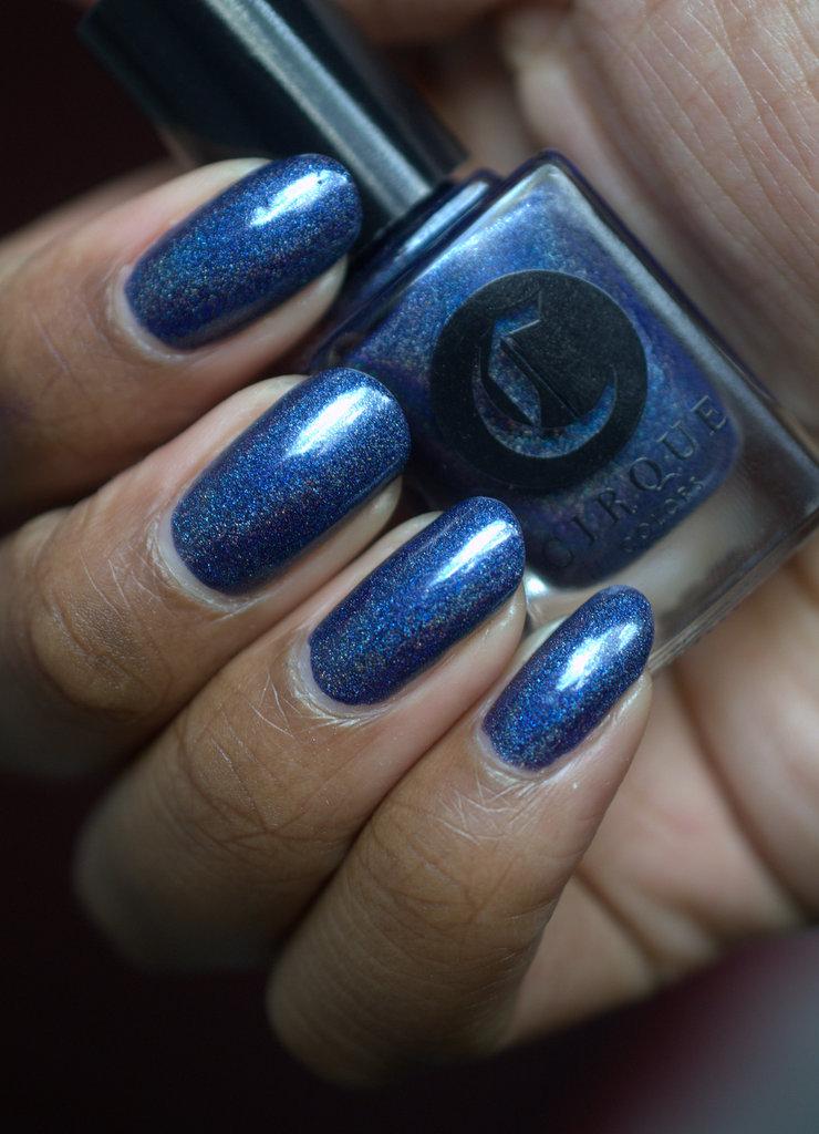 Cirque Trocadero nail polish