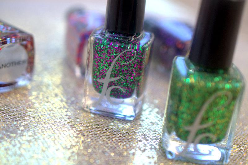 Fandom Cosmetics I'm Always Hungry nail polish