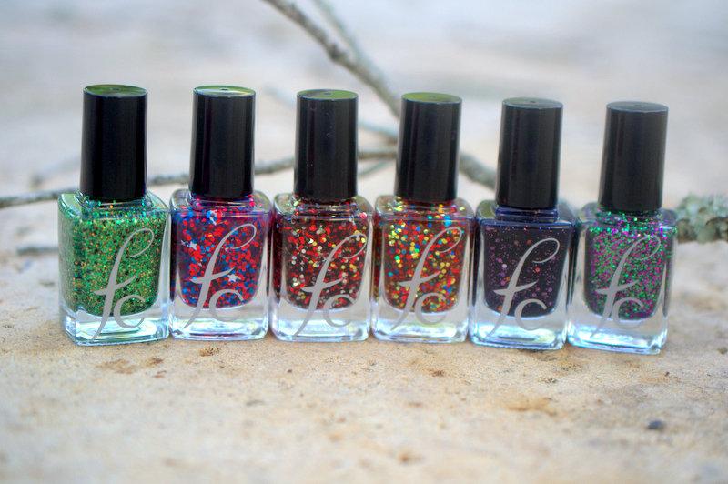 Fandom Cosmetics nail polish