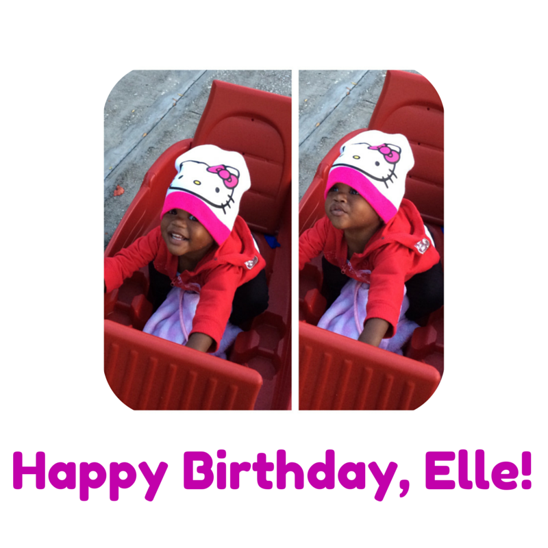 Happy Birthday, Elle!