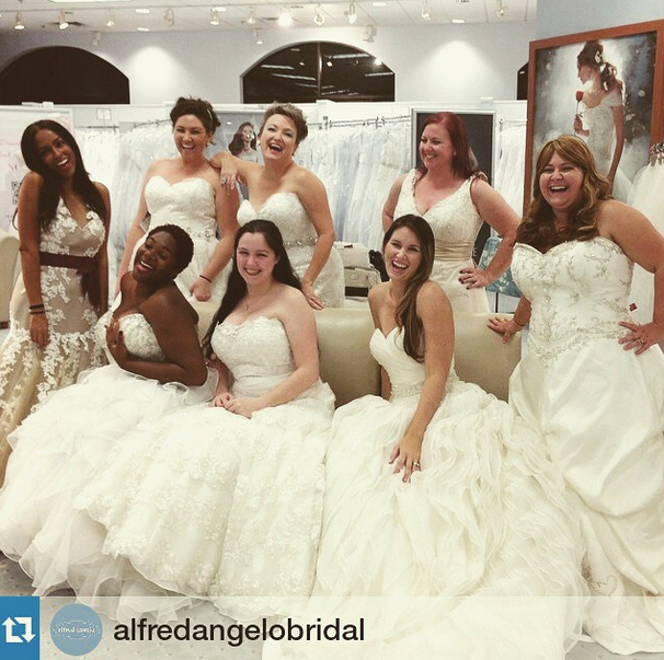 Alfred Angelo Instagram