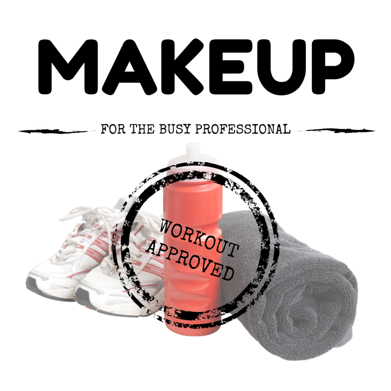 Workout Approved Makeup (for the busy