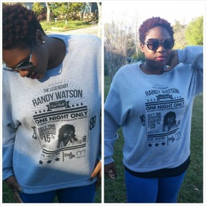 This sweatshirt cracks me up. Sexual Chocolate, ladies and gentlemen.…