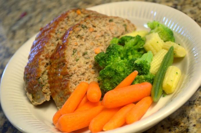 Meat loaf meal
