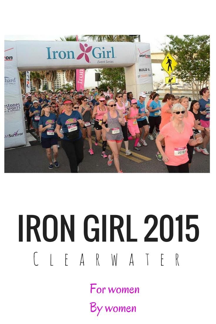 Iron Girl 2015
