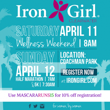 Register for Iron Girl