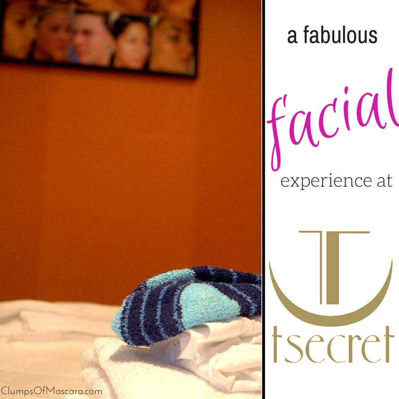 T-Secret Facial