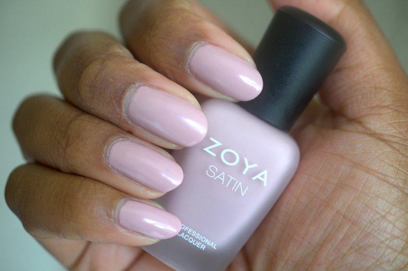 Zoya Brittany nail polish