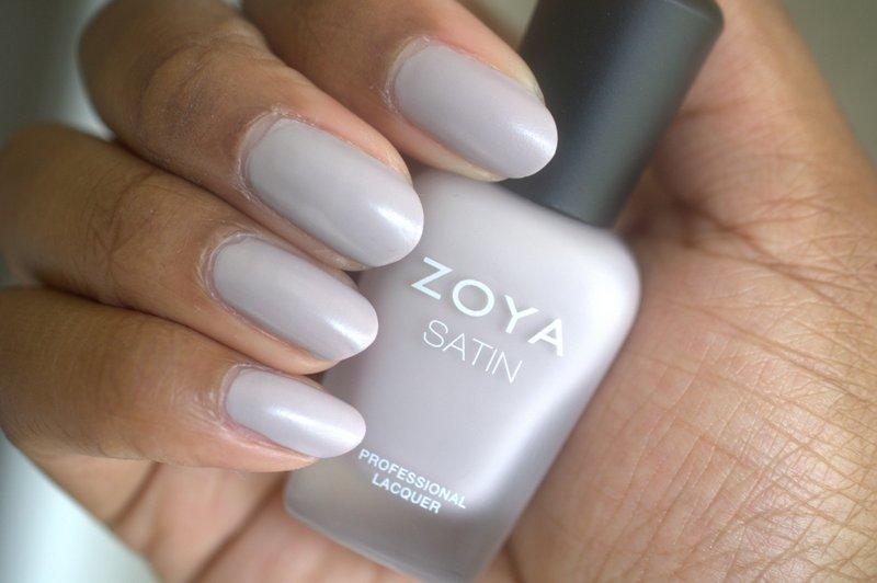 Zoya Leah nail polish