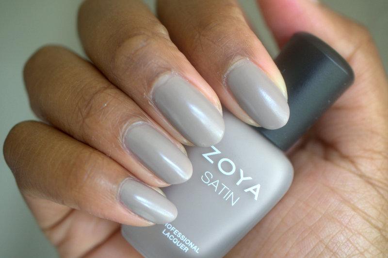 Zoya Rowan nail polish