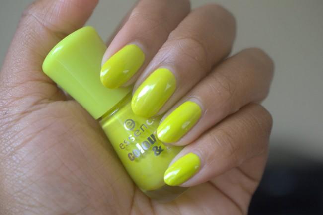 Essence Cosmetics L.O.L. nail polish