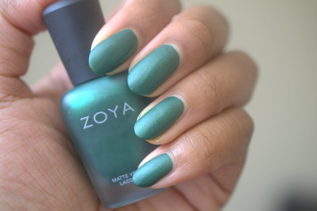 Zoya Veruschuka nail polish