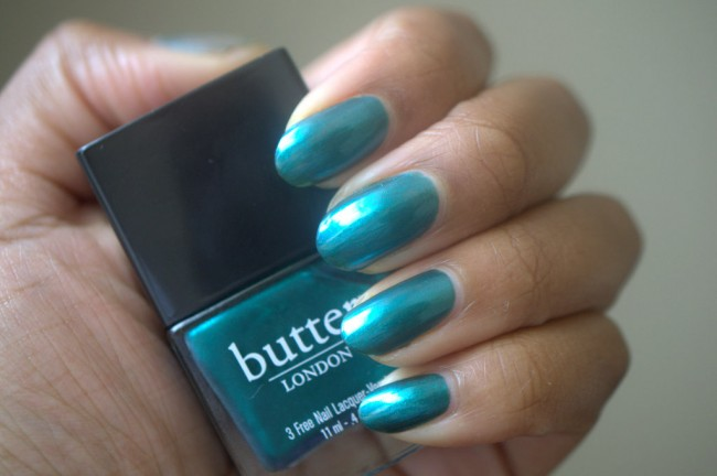 butter LONDON Thames nail polish