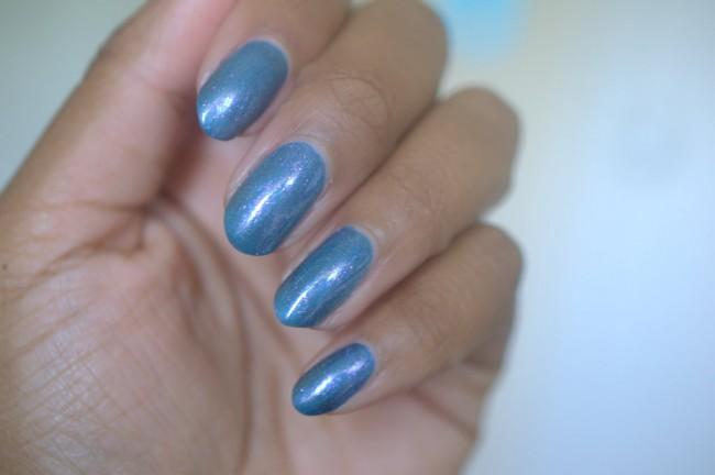 China Glaze December to Remember nail polish