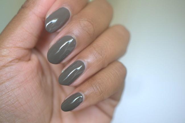 China Glaze Don't Get Derailed nail polish