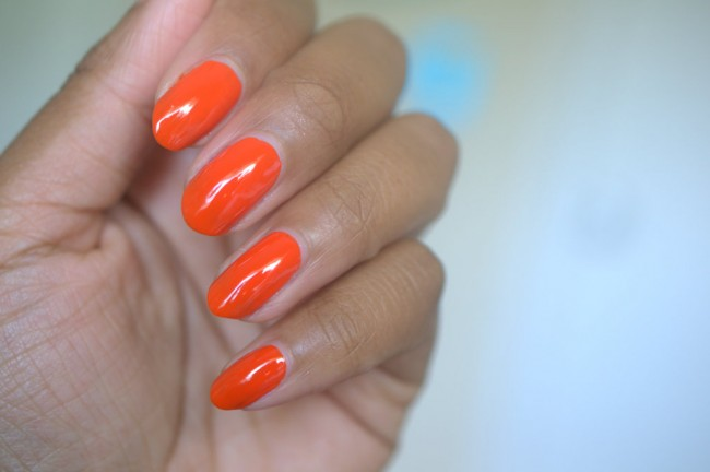 OPI A Roll in the Hauge nail polish