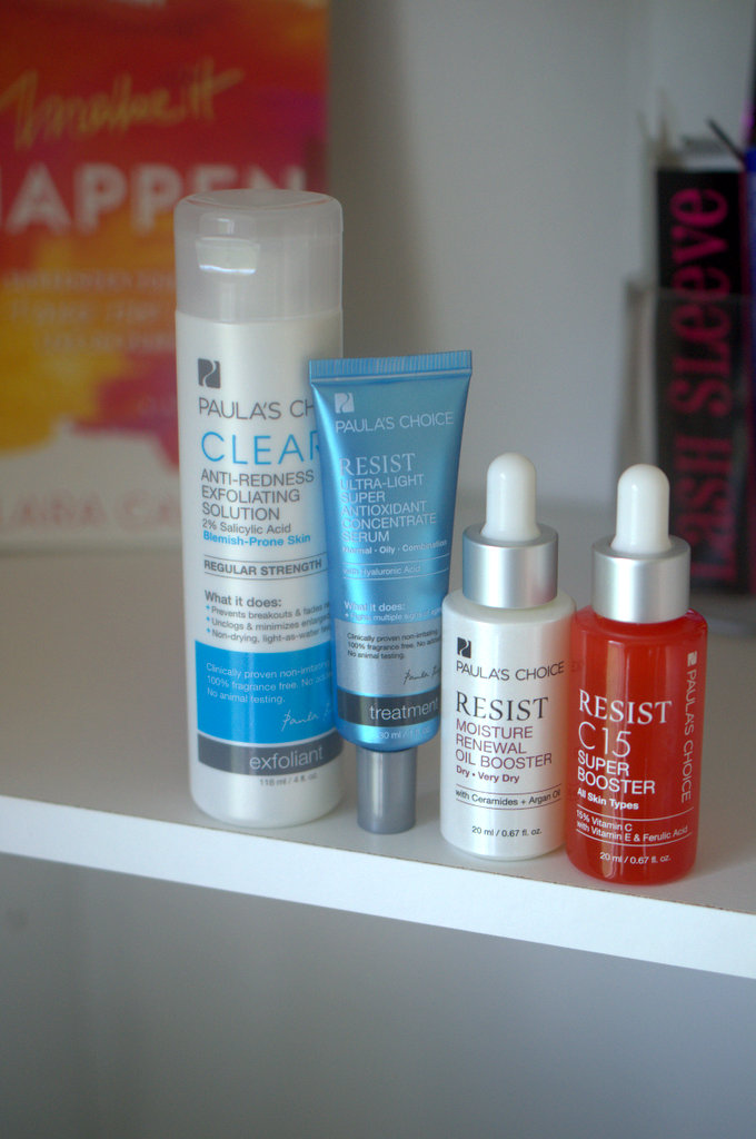 Paula's Choice skincare products