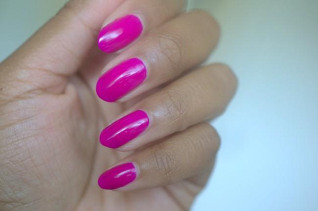Perfect Formula Dazzle Nail polish