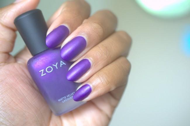 Zoya Savita nail polish