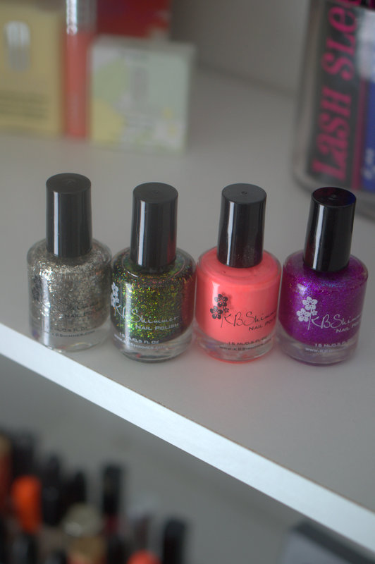KBShimmer Summer 2015 Nail Polish Collection