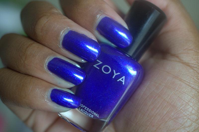 Zoya Isa nail polish