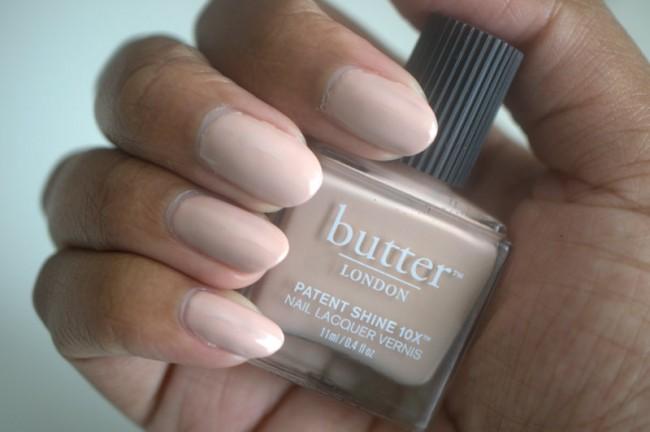 butter LONDON Shop Girl