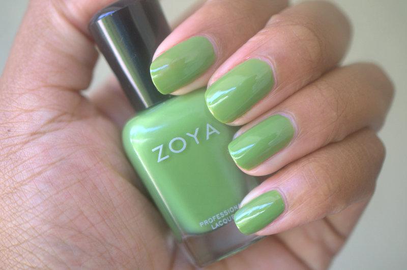 Zoya Jace nail polish
