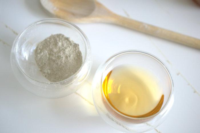 Bentonite Clay and ACV