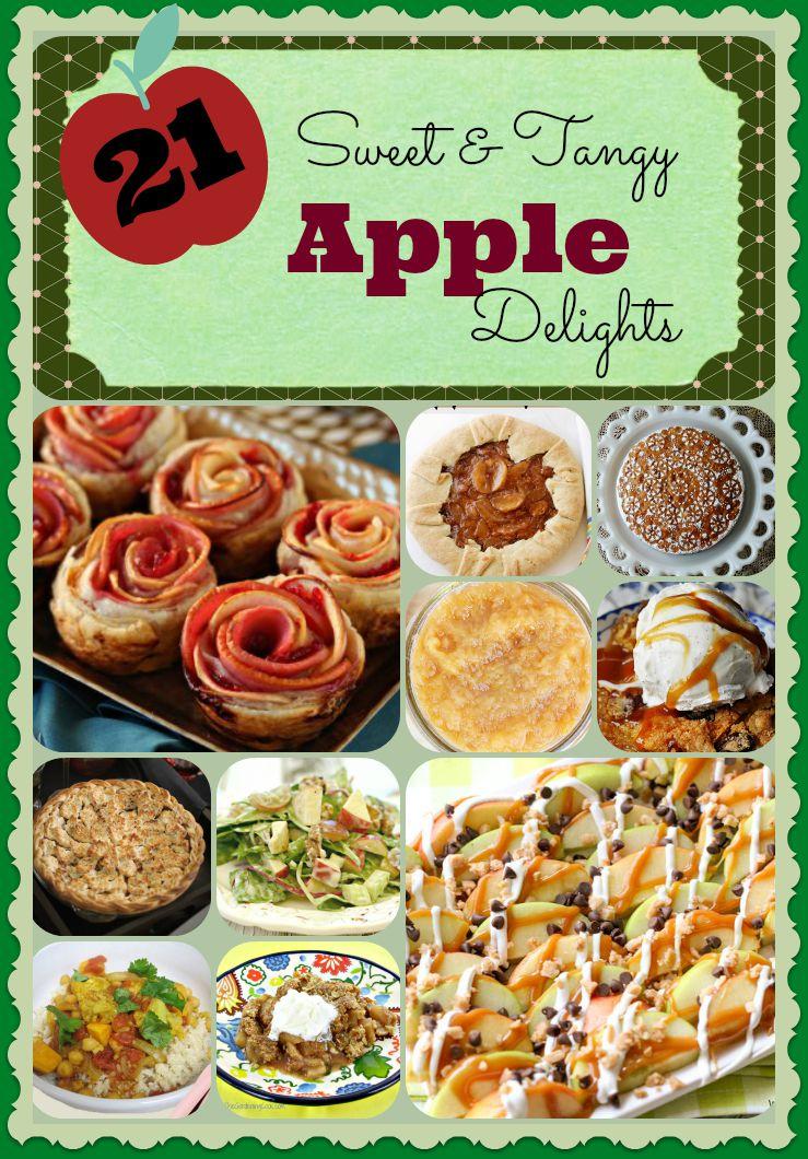 21 Apple Recipes