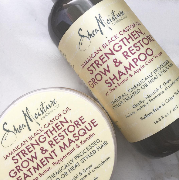 SheaMoisture products