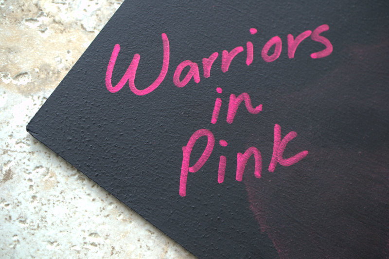 Warriors in Pink
