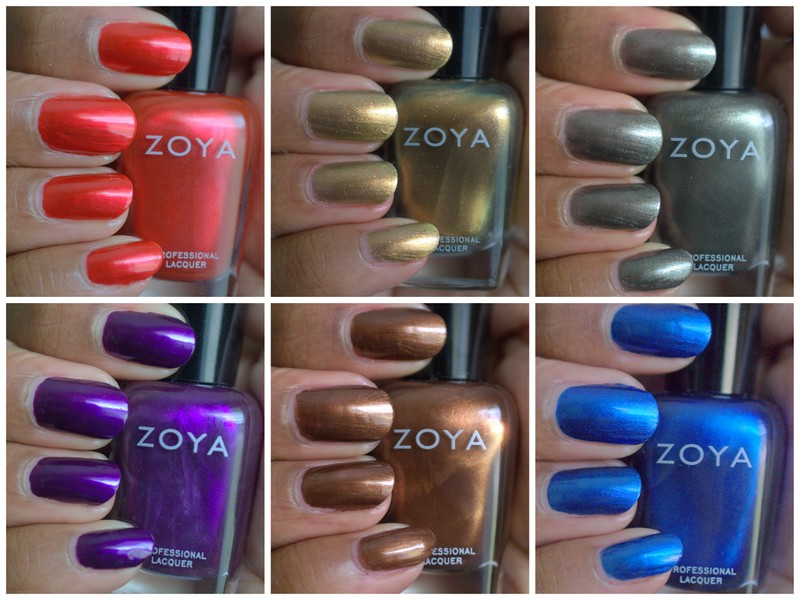Zoya Flair
