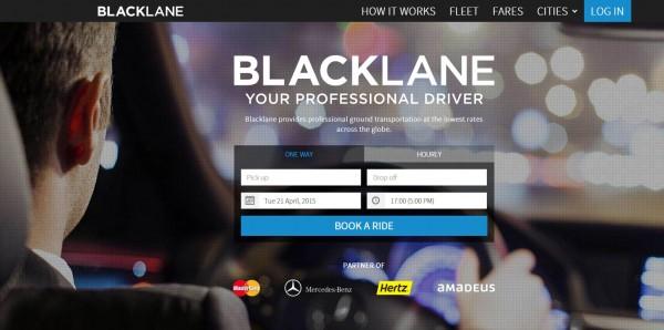 Blacklane Drivers