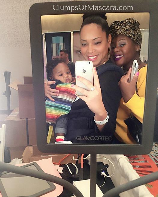 The Makeup Show Orlando blogger