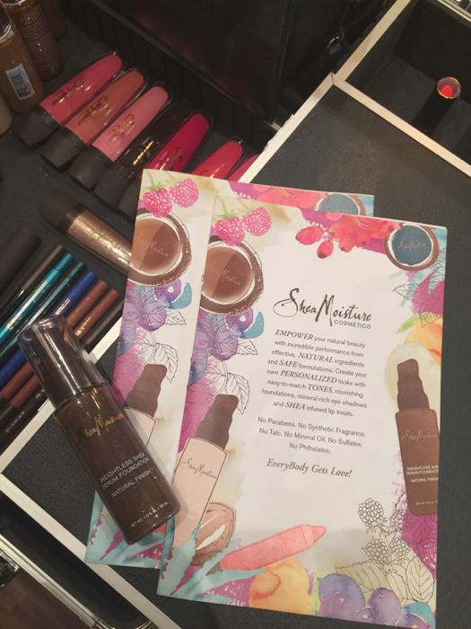 Shea Moisture Cosmetics