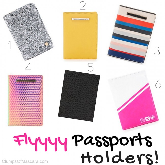 Fly Passport Holders