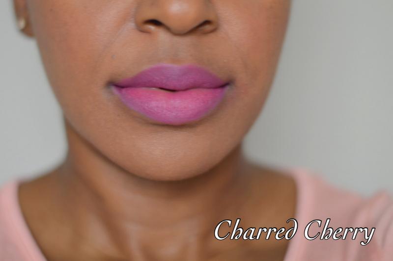 Wet n Wild Charred Cherry
