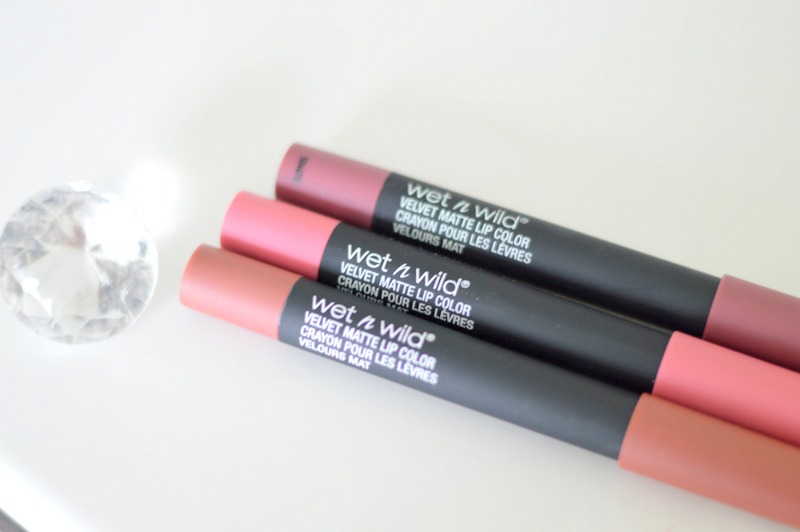 Wet n Wild Velvet Matte Lip Color