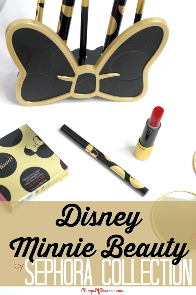 Disney Minnie Beauty By SEPHORA COLLECTION – Soooo cute!