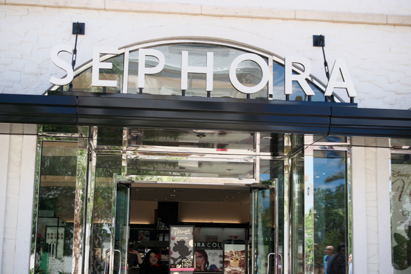 Disney Springs Sephora