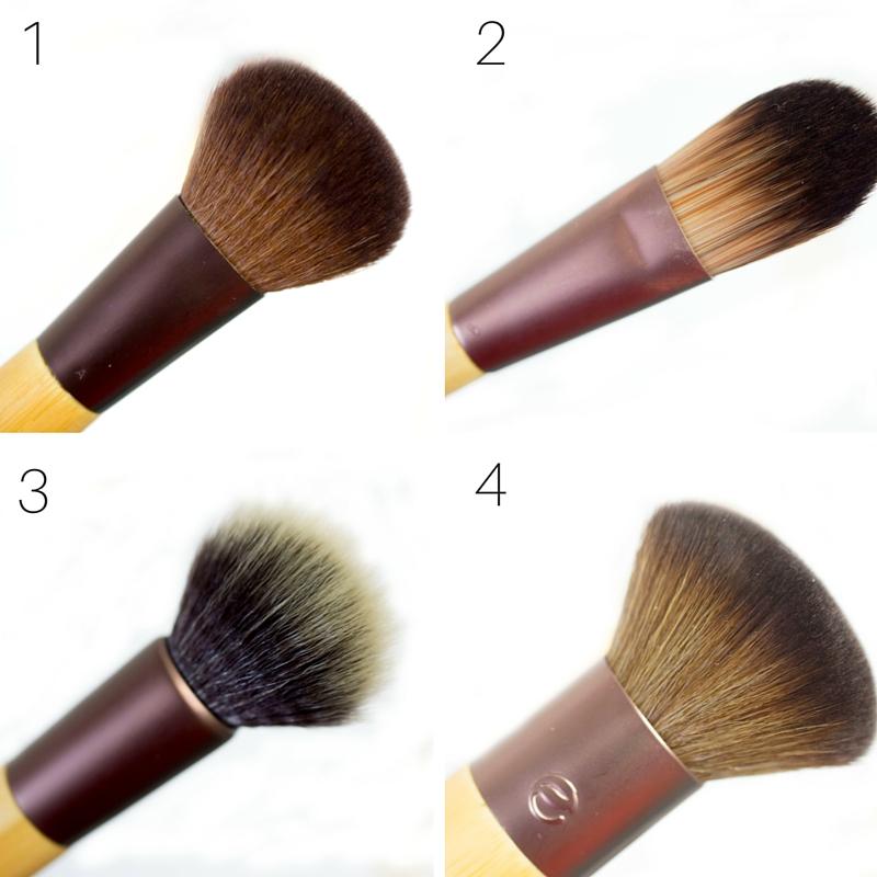 EcoTools Face Brushes
